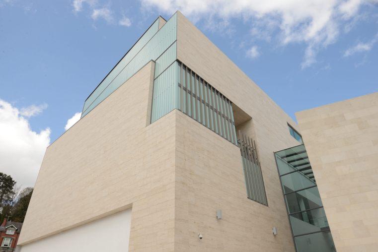 Pontio Building External Elevation 2